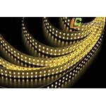LED лента SMD 3528 19.2 Вт на метр 240 на метр IP 33 Теплый белый