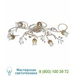 1826/6PL Oro decape / Glass 472 потолочная люстра Masca