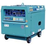 Дизельный сварочный агрегат САК - электростанция  DAW-180SS