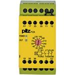 Реле безопасности PZA 600/24VDC 1n/o 2n/c