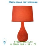 Настольная лампа Lucide POLLI Tischl. E14 H41 Schirm D25cm orange 13507/81/57