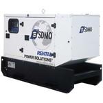 Дизельный генератор SDMO Rental Power Solutions R44