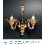 Бра 939/A2 Ambrato Vetri Lamp