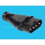 Вилка кабельная ШК 4х60 6ДК 701-1 (6ДК 266009)