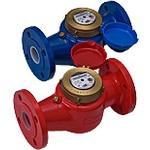 Счетчики горячей воды турбинные ЛЛТ-50Т