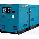Дизельный генератор 60 кВт Denyo dca 90