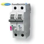 002113519 Автоматический выключатель ETIMAT 6, 2 полюса, код B, номинальный ток 32 Ампер, отключение 6 kилоAмпер