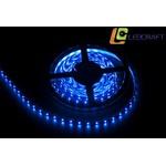 LED лента SMD 3528 4,8 Вт на метр 60 на метр IP 33 Синий