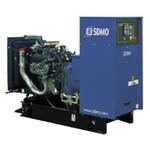 SDMO KS 60 G (48 кВт /60 кВА) трехфазный газовый поршневый