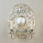 WA0029.SI настенный светильник Early Dutch Sconce Vaughan