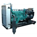Дизель-генераторная установка GMV350 открытого исполнения