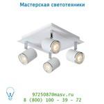 Спот 26994/20/31 Lucide RILOU Spot LED 4x5W (49000/05/31) Weiss