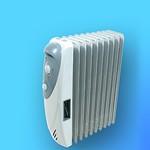 """Масляный радиатор электрический 10-секцион. """"Vitek"""" VT-1726 (2,2кВт), 3 режима, термостат."""