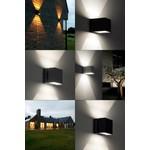 Светильник Studio Italia Design Copenhagen Outdoor Wall Sconce, LED 2x4,3W