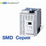 ESMD112L4TXA Преобразователь частоты, трехфазный вход (380 Вольт) мотор 1,10 kW, LENZE SMD Серия