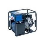 Генератор бензиновый Geko 9001 ED-A/SEBA 9,0/6,0 кВт, 3-фазный, электростарт