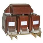 Трехфазная антирезонансная группа трансформаторов напряжения НАЛИ-СЭЩ-6-1-0,2-75 У2