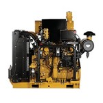 Дизельная силовая установка DSUCat 500 кВт