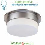 Flange Medium Ceiling Light Sonneman