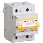 Автоматический выключатель ВА 47-100, двух-полюсный, 100А