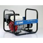 Генератор бензиновый SDMO HX 4000. Портативный бензогенератор 4.0 кВт.