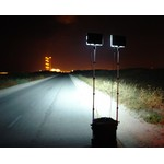Световая установка (LED прожектор) мобильная SL-2 (2438A/h)