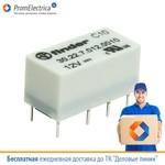 302270480010 FINDER реле 30.22.7.048.0010 Сверхминиатюрное реле для печатного монтажа