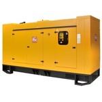 Дизель-генераторная установка VISA P 600 M в шумозащитном кожухе