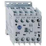 Миниконтактор 5,5kW, 12A, 230V AC, 1NO, 100K12KF10, Allen Bradley, в наличии