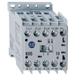 Миниконтактор 4kW, 9A,  24V DC, 1NC, 100K09ZJ10, Allen Bradley