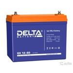 Аккумулятор delta GX12-60