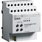 115500 Радиошинная система Радиокоммутатор четырехканальный с ручным управлением REG-типа