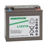 Аккумулятор Marathon L12V15