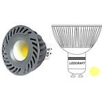 LED лампа 60 MR16(GU10) 3 Вт 220 Вольт Теплый белый