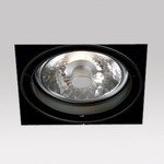 202 61 88 01 A GRID IN TRIMLESS 1 H111 ALU GREY светильник Delta Light