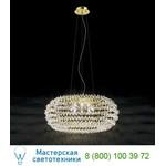 Подвесной светильник L 14287/60 SW OZ DEC. ORO Renzo Del Ventisette