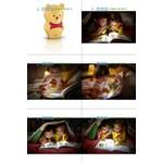 Philips 717673416 yellow, настольная лампа