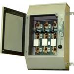 Ящик с рубильником с предохранителями ЯВЗ 31