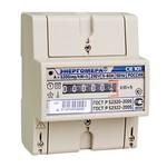 Счетчик электроэнергии однофазный однотарифный CE 101 R5 60/5 Т1 D 220В ОУ