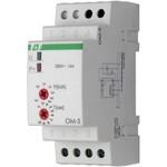 Ограничитель мощности OM-3 с регулировкой ограничения мощности и задержки повторного включения, 230 В, 0,5 - 5 кВТ