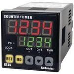 Программируемый цифровой счетчик/таймер CT4S (220 VAC)