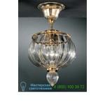 Потолочный светильник 1035/25 Cristallo/Ambra Vetri Lamp