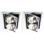 952.14 alu satin PSM Lighting, светильник > Ceiling lights > Recessed lights