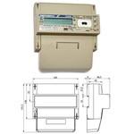 СЕ303 R33 543-JAZ 0,5s/0,5; 3*220/380В; 5-10А; оптопорт; RS-485 (цена от 3.416 руб.)
