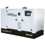Дизель-генераторная установка GMJ66 в шумозащитном кожухе SILENT