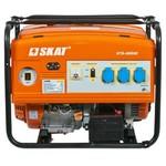 Установка генераторная бензиновая SKAT УГБ-4000Е
