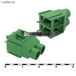Терминальные блоки DG636-6.35-2 (от 500 шт.)