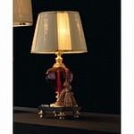 Orfeo LP1 rubin Euroluce Lampadari Orfeo, Настольная лампа Euroluce Orfeo LP1 rubin