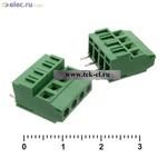 Терминальные блоки XYEEK381-4 (3.81mm) (от 500 шт.)