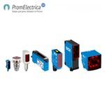 Фотоэлектрический датчик v18 серия однопроходной, срабатывание 0-14 м, тип VS/VE18-4N3212